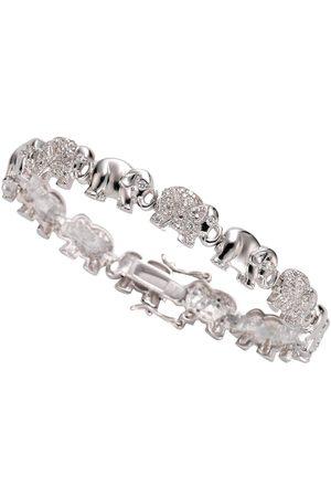 Firetti Armband »Olifanten« met zirkoon