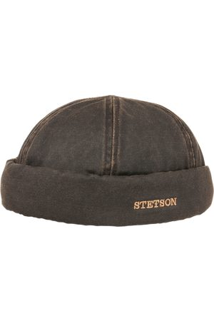Stetson Heren Mutsen - Old Cotton Dockermuts by