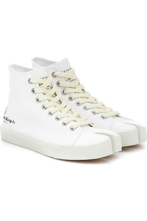 Maison Margiela Tabi canvas sneakers