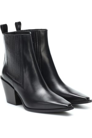 aeydé Dames Enkellaarzen - Kate leather ankle boots