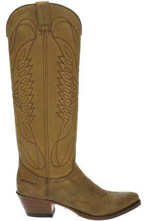 Sendra Dames Cowboy & Bikerboots - 8840 Lia cowboylaarzen