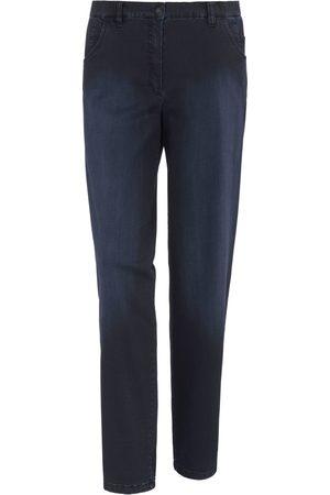 Kj Dames Jeans - Jeans, model Babsie straigth leg Van
