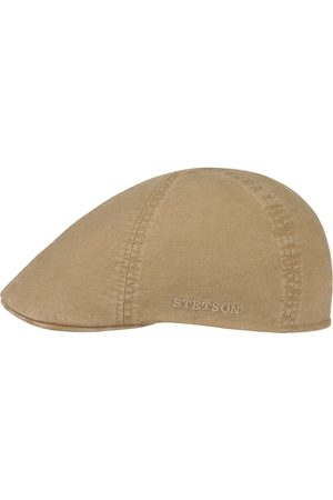 Stetson Heren Petten - Texas Organic Cotton Flat Cap by