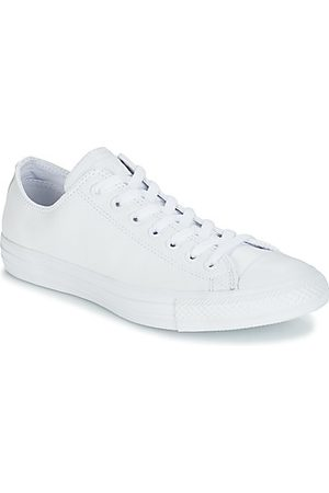 """Converse Lage Sneakers ALL STAR MONOCHROME CUIR OX"""""""