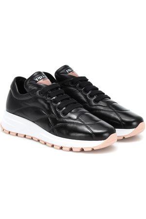 Prada Dames Sneakers - PRAX-01 leather sneakers