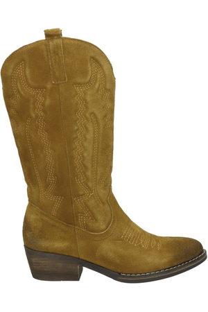 Nelson Dames Cowboy & Bikerboots - Cowboylaarzen