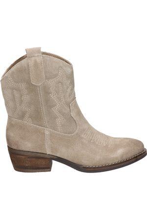 Nelson Dames Enkellaarzen - Cowboylaarzen
