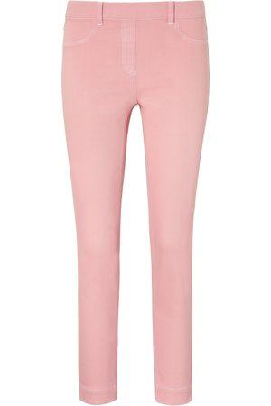 Peter Hahn Enkellange jeans pasvorm Sylvia met ritssluiting Van