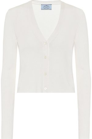 Prada Cashmere and silk cardigan