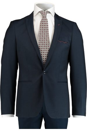 Born with Appetite Sneaker Suit Super Slim Fit 191029SN46/290 navy