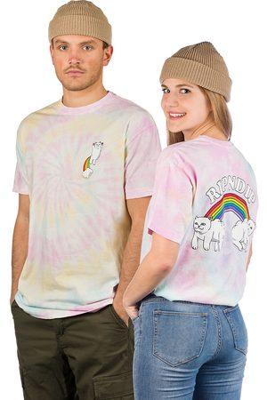 Rip N Dip Double Nerm Rainbow T-Shirt