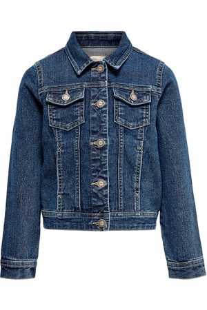 Only Kids Konsara Med Blue Dnm Jacket Noos