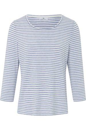 Peter Hahn Dames Shirts - Shirt ronde hals en 3/4-mouwen Van