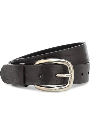 Golden Goose Houston leather belt