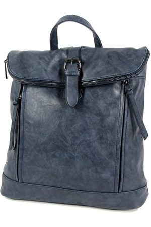 Wimona Dames Rugzakken - PU dames rugzak backpack BOLONIA