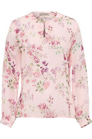 Uta Raasch Dames Blouses - Blouse met bloemenprint Van