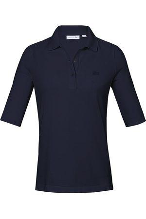 Lacoste Dames Poloshirts - Poloshirt van 100% katoen met korte mouwen Van