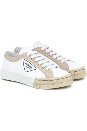 Prada Gabardine sneakers
