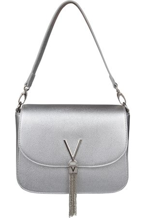 Valentino Handbags Dames Schoudertassen - Schoudertas Divina Shoulder Bag Zilverkleurig