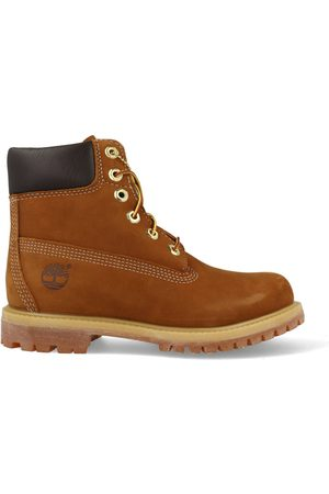 Timberland Dames Cowboy & Bikerboots - Dames 6-inch premium boots (36 t/m 41) rust