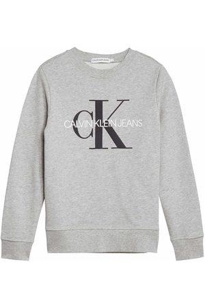 Calvin Klein Jongens Sweaters - Jongens Sweater - Maat 140 - - Katoen