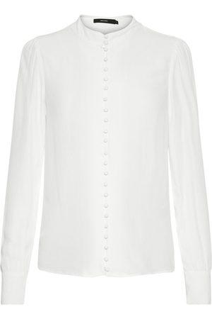 VERO MODA Japanse Overhemd Dames White