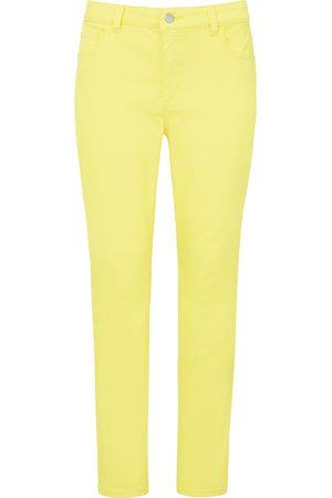 Mybc Dames Jeans - Enkellange jeans met smalle pijpen Van