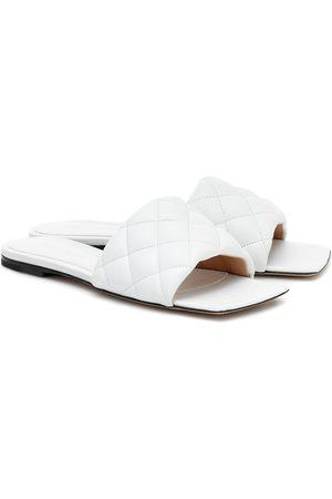 Bottega Veneta Dames Slippers - Padded leather slides