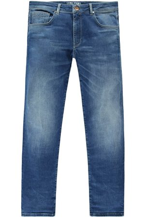 Cars Heren Broeken - Bates Denim Blue Used