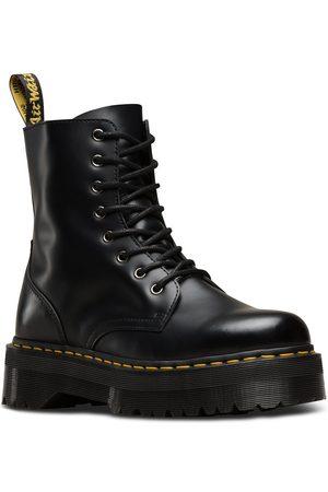 Dr. Martens Dames Laarzen - Jadon black polished smooth boots
