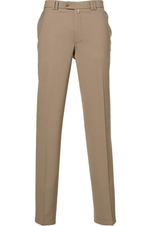Meyer Heren Pantalons - Pantalon Roma - Regular Fit - Greige