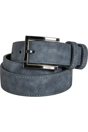 mountain Belt Leren Riem