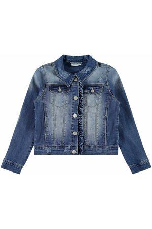 Name it Meisjes Spijkerjas - Maat 116 - - Jeans
