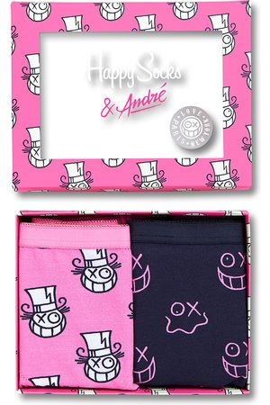 Happy Socks Boxershorts Mr. A 2-Pack Top Hat Women Hipster Box
