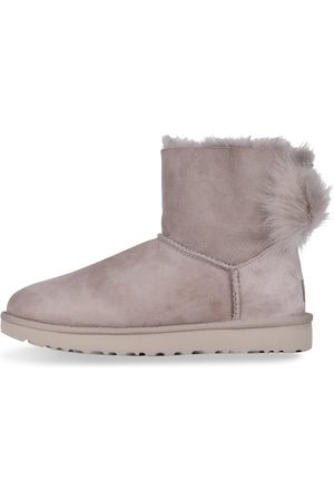 UGG Fluff bow mini willow
