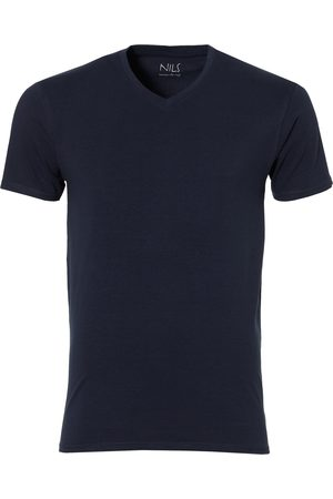 Nils T-shirt V-hals - Slim Fit