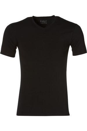 Nils T-shirt V-hals - Extra Lang