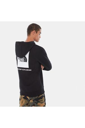 The North Face The North Face Raglan Redbox-hoody Voor Heren Tnf Black/tnf White Größe L Heren