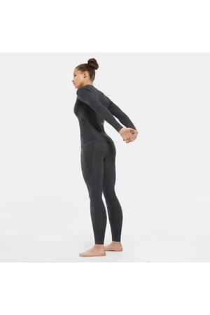 TheNorthFace The North Face Active-legging Voor Dames Asphalt Grey/tnf Black Größe M/L Women
