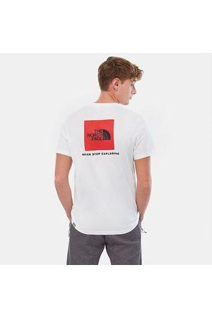 TheNorthFace The North Face Redbox-t-shirt Voor Heren Tnf White Größe L Men