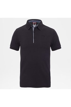 TheNorthFace The North Face Premium Piquet Poloshirt Voor Heren Tnf Black/tnf Black Größe L Men