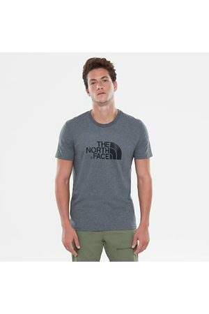 TheNorthFace Heren Shirts - The North Face Easy T-shirt Voor Heren Tnf Medium Grey Heather Größe L Men