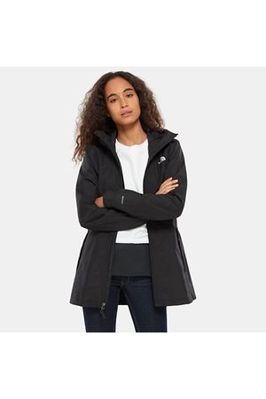 TheNorthFace Dames Parka's - The North Face Hikesteller Parka Shell-jas Voor Dames Tnf Black Größe L Women