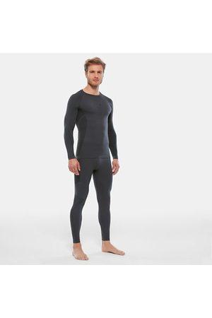 TheNorthFace Heren Leggings - The North Face Active-legging Voor Heren Asphalt Grey/tnf Black Größe L/XL Men