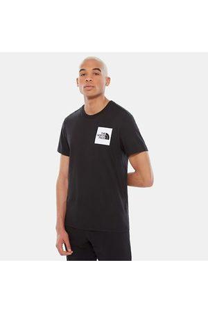 TheNorthFace The North Face Fine T-shirt Voor Heren Tnf Black Größe L Men