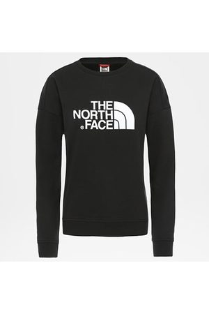 TheNorthFace Dames Truien - The North Face Drew Peak Trui Voor Dames Tnf Black Größe L Women