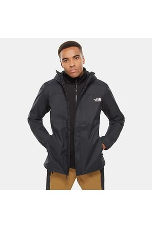 TheNorthFace The North Face Quest Zip-in Triclimate®-jas Voor Heren Tnf Black Größe L Men
