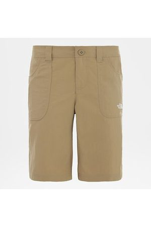 TheNorthFace The North Face Horizon Sunnyside-short Voor Dames Kelp Tan Größe 40 Normaal Women