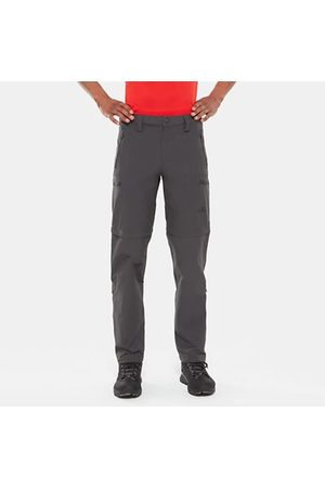 TheNorthFace The North Face Exploration Afritsbare Broek Voor Heren Asphalt Grey Größe 42 Lang Men
