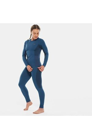 TheNorthFace The North Face Sportlegging Voor Dames Blue Wing Teal/tnf Black Größe M/L Women